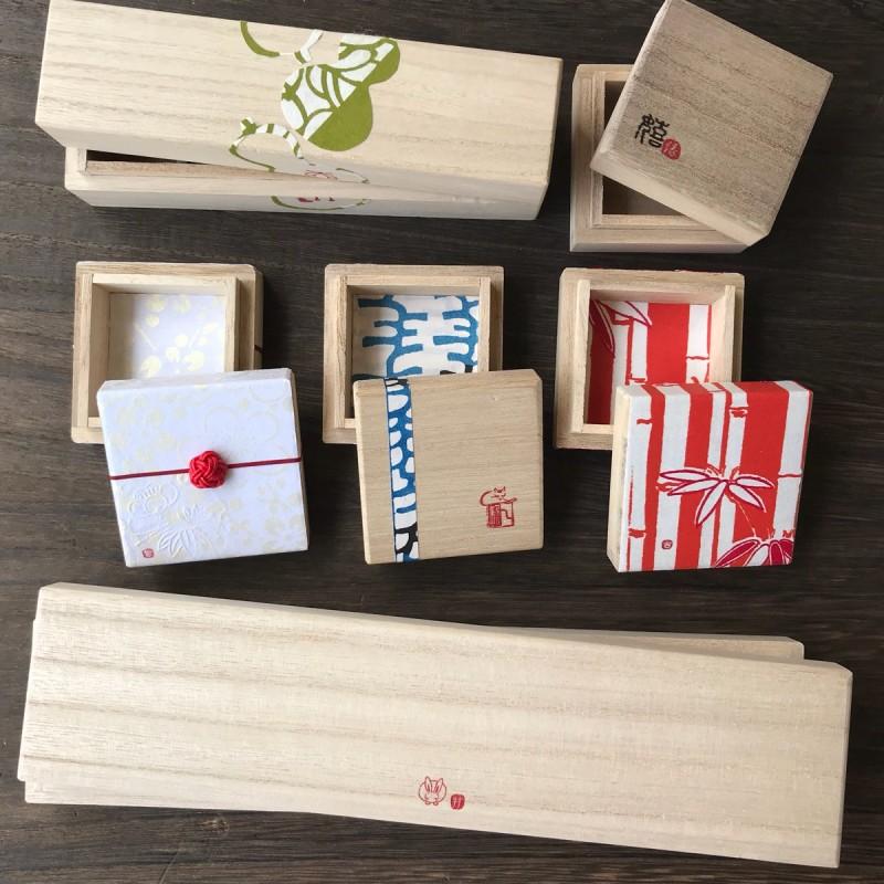 遊楽の印箱