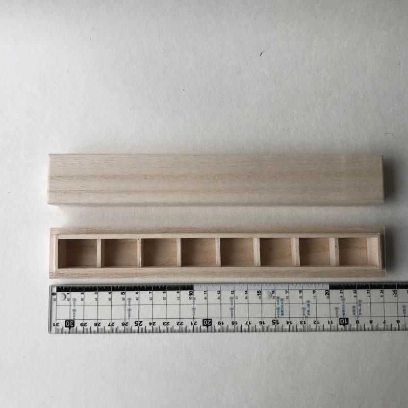 遊楽の印箱 8区画